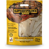 Savory Prime Natural Rawhide Chips Dog Treat
