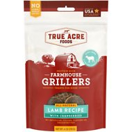 True Acre Foods Farmhouse Grillers, Lamb Recipe with Cranberries