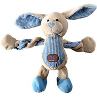 Charming Pet Pulleez Farm Dog Toy, Bunny