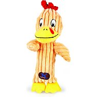 Charming Pet Tennis Heads Dog Toy, Chicken