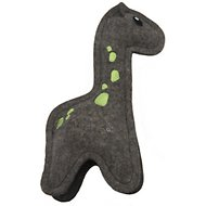 Outward Hound Wool Dog Toy, Giraffe