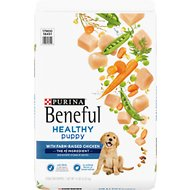 Purina Beneful Healthy Puppy with Real Chicken Dry Dog Food, 14-lb bag