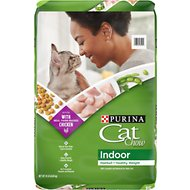 Cat Chow Indoor Dry Cat Food, 15-lb bag
