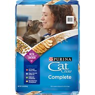 Cat Chow Complete Dry Cat Food, 15-lb bag