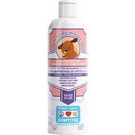 Pawtitas Organic Lavender & Chamomile Oatmeal Dog Shampoo & Conditioner, 16-oz bottle