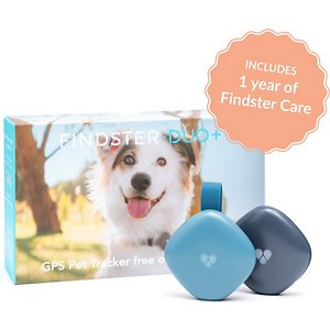 Findster Duo+ Dog & Cat GPS Tracker & Activity Monitor