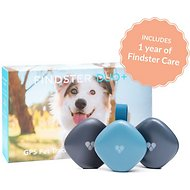 Findster Duo+ Dog & Cat GPS Tracker & Activity Monitor + 1 Year Subscription