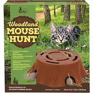 Cat Love Woodland Mouse Hunt Cat Toy