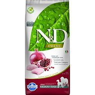 Farmina N&D Prime Chicken & Pomegranate Medium & Maxi Adult Grain-Free Dry Dog Food