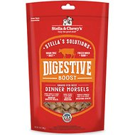 Stella & Chewy's Stella's Solutions Digestive Boost Freeze-Dried Raw Grass-Fed Beef Dinner Morsels Dog Food, 13-oz bag