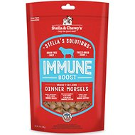 Stella & Chewy's Stella's Solutions Immune Boost Freeze-Dried Raw Grass-Fed Lamb Dinner Morsels Dog Food, 13-oz bag