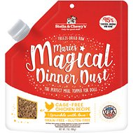 Stella & Chewy's Marie's Magical Dinner Dust Freeze-Dried Raw Cage-Free Chicken Dog Food Topper, 7-oz bag