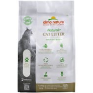 Almo Nature Unscented Clumping Grass Cat Litter, 10-lb bag