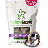 Nature Gnaws Porky Pretzels Dog Treats