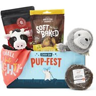 Goody Box Pup-Fest Treats & Toys for Small Dogs