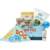 Goody Box Pup-Fest Treats & Toys for Medium Dogs
