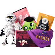 Goody Box Halloween, Tricky Treats and Spooky Toys for Dogs of All Sizes
