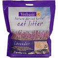 Vetbasis Herbal Lavender Scented Clumping Corn Cat Litter