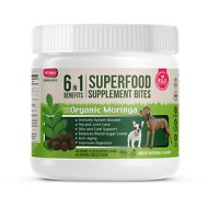 Ruji Naturals 6x1 Multivitamin Superfood Dog Supplement, 90-count