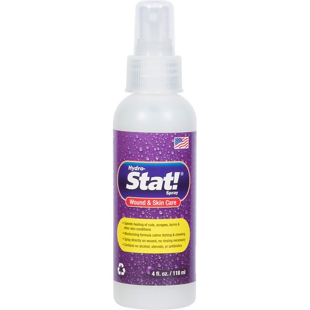 Stat! Spray Hydro-Stat! Wound & Skin Care First Aid Pet