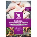 Billy + Margot Single Animal Protein Chicken & Superfood Blend Large Breed Grain-Free Dry Dog Food, 20-lb bag