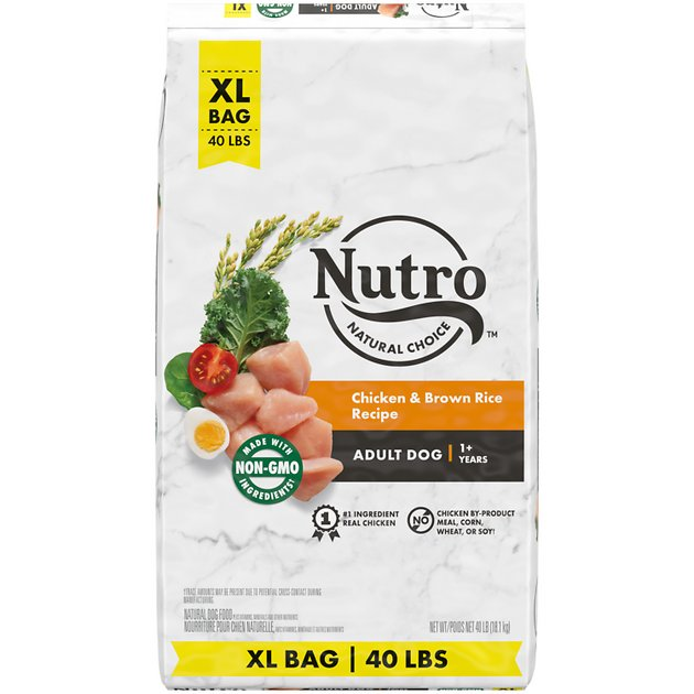 2. Nutro WHOLESOME ESSENTIALS Adult Dry Dog Food