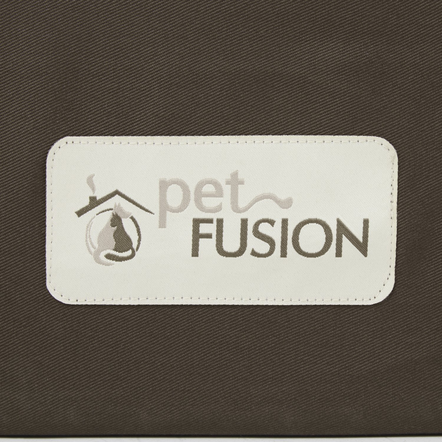 Petfusion Ultimate Lounge Solid Memory Foam Dog Amp Cat Bed