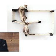 CatastrophiCreations Cat Mod Wall Mounted Cat Maze Shelf