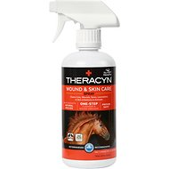 Manna Pro Theracyn Wound & Skin Care Horse Spray, 16-oz bottle