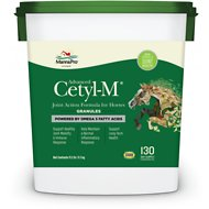 Manna Pro Cetyl-M Horse Joint Supplement Bucket Granule, 11.2-lbs