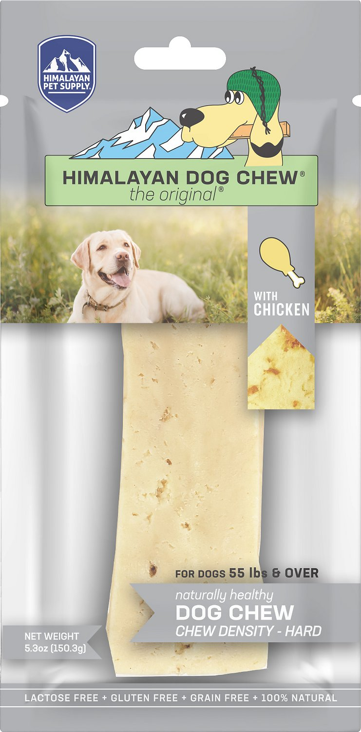 Himalayan Dog Chew Chicken Dog Treat, X-Large - Chewy.com