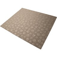 Drymate Premium Debossed Cat Litter Trapping Mat, Taupe