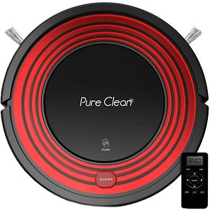 Pure Clean Robot Vacuum Cleaner on sale