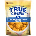 True Chews Chicken Meatball Recipe Dog Treats