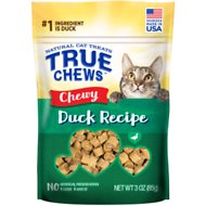 True Chews Chewy Duck Recipe Cat Treats