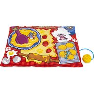 Fat Cat Big Mama's Makin' Biscuits Boogie Mat Cat Toy with Catnip