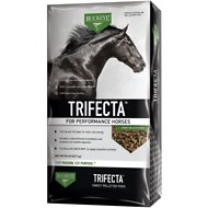 Buckeye Nutrition Trifecta Performance Sweet Horse Feed, 50-lb bag