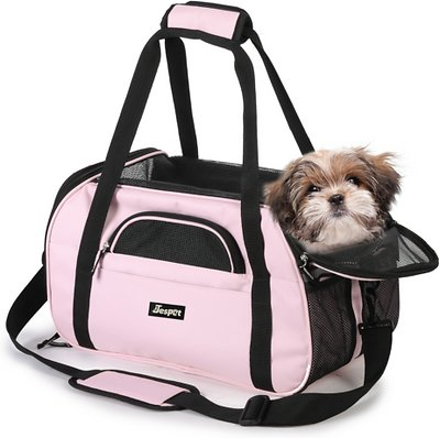 Soft Sided Pet Carrier Comfort