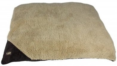 All For Paws Lambswool Pillow Dog Bed