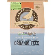 Scratch and Peck Feeds Naturally Free Organic Grower Poultry Feed