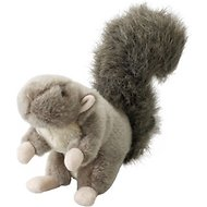 Ethical Pet Woodland Collection Squirrel Squeaky Plush Dog Toy