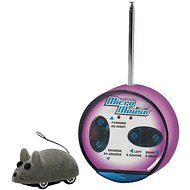 Ethical Pet Remote Control Micro Mouse Cat Toy with Catnip