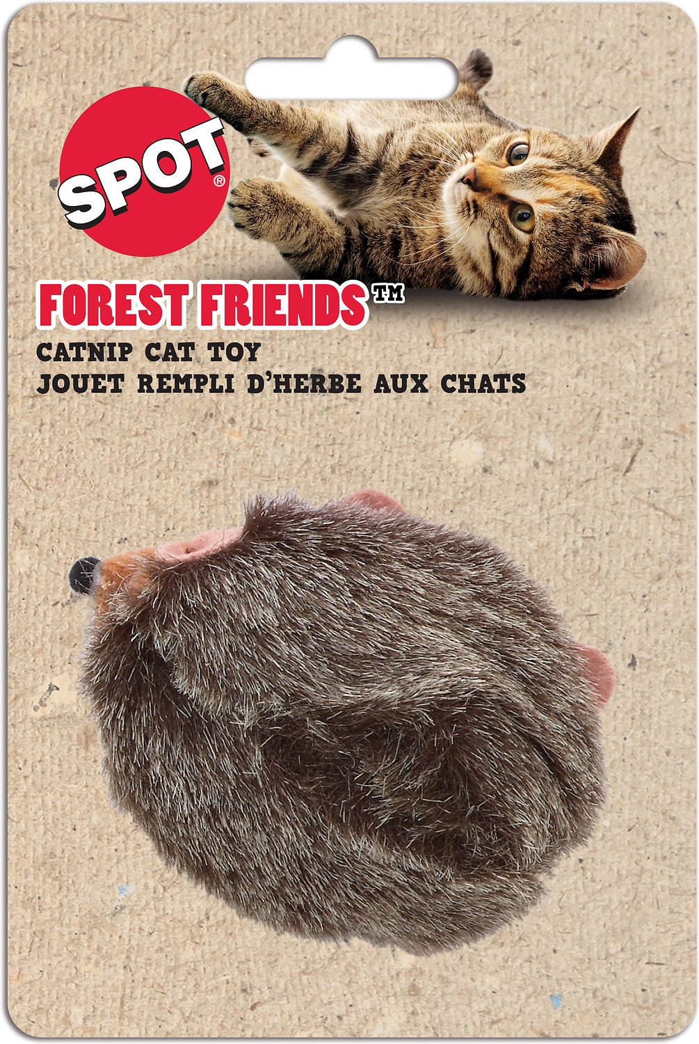 Forest Friends With Catnip