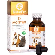 NaturPet D Wormer Pet Supplement