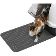 Catit Cat Litter Mat, Grey