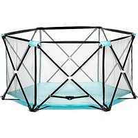 Deals on Regalo My Play Portable Soft-sided Dog & Cat Playpen, 6-Panel