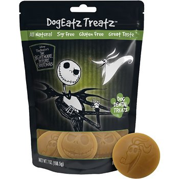 Team Treatz Disney DogEatz Nightmare Dog Treats, 7-oz bag
