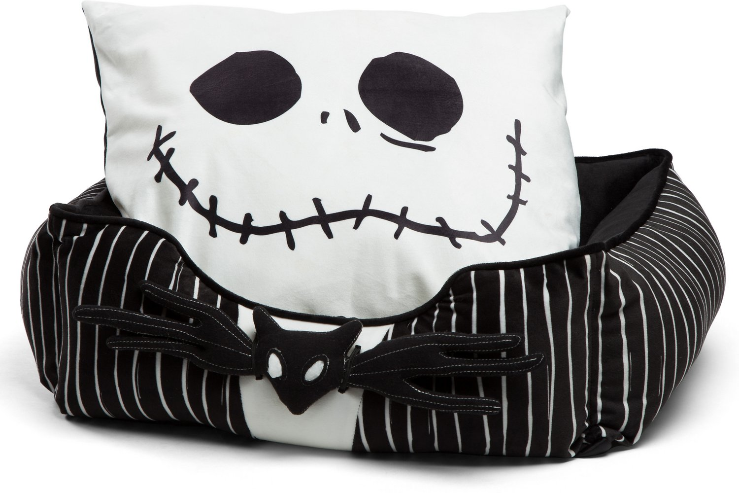Fabulous Disney Nightmare Before Christmas Jack Stripe Corded Unemploymentrelief Wooden Chair Designs For Living Room Unemploymentrelieforg