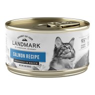 American Journey Landmark Salmon Recipe in Broth Grain-Free Canned Cat Food, 3-oz, case of 12