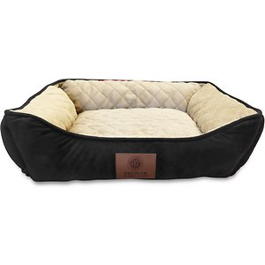 American Kennel Club Self-Heating Bolster Cat & Dog Bed